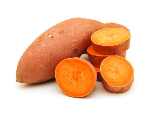 Le patate dolci: conosciamo le proprietà nutrizionali